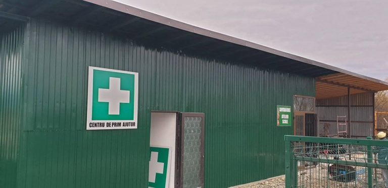 First Aid Center